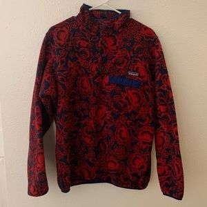 Patagonia Synchilla Button Up